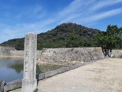 萩城跡指月公園