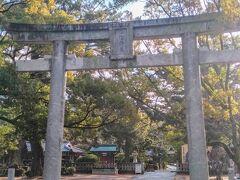 まずは松陰神社!! 綺麗で情緒を感じるいい神社です。
