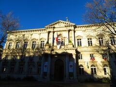 Hôtel de Ville d'Avignon 市庁舎 同じ所 何回も来てるな