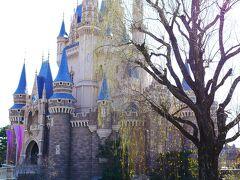 シンデレラ城 いい雰囲気~(*´∀`*) お天気よくてよかった