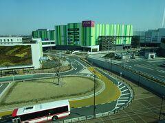 長久手古戦場駅。 駅前がイオンモール。