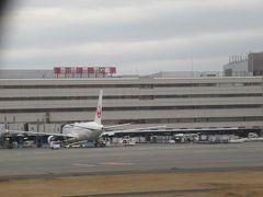 ターミナルが見えてきました。