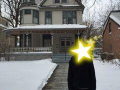 時間がない中、次いつ来れるかわからなかったので、ヘミングウェイの生家も見学。