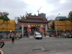 朝のお散歩を兼ねて、せっかく近くにあるんだからと龍山寺にやってきました