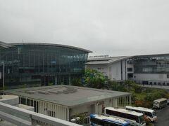 ハノイのノイバイ国際空港へ到着