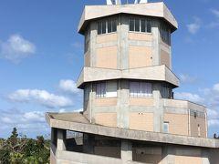 与論城跡の近くのサザンクロスセンターです。 ヨロン島の歴史、芸能、自然、物産などが分かりやすく展示されています。