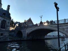 やって来ました、聖ミヒエル橋!