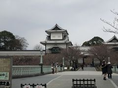 重文石川門と案内図にはありましたが・・・