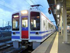2019.03.23 直江津 新幹線開業以来めっきり来なくなった直江津である。そういえば去年の9月に来たっけ。