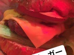 湯田温泉に行くときはランチはここ! ハンバーガーうまし!今度はカレーを食べたいな。