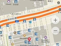 初めての【バスタ新宿】何時ぶりかの新宿・・