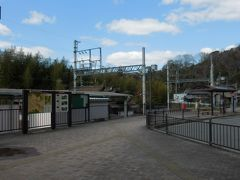 スタートは近鉄生駒線の元山上口駅。近鉄生駒駅とJR王寺駅を結ぶローカル線のほぼ中間で、いずれの駅からも約15分。