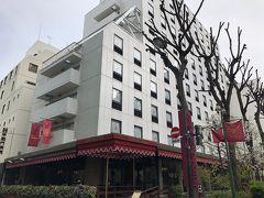 1階が中華レストラン金剛飯店のダイヤモンドホテルの脇を通ると、半蔵門駅直ぐでした… 紀尾井町には1駅の永田町駅で降ります