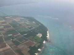また、来間島が見えてきました。