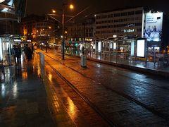 ●トラム カラキョイ駅  トルコ6日目、無事に終了です。 明日は、帰国へ向けて、ドイツに飛びます!