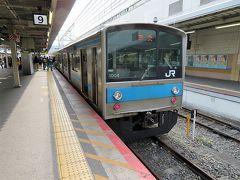 京都駅からJR奈良線に乗換え。