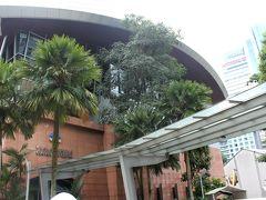 KLコンベンションセンター!! 2005年に誕生した東南アジア一のコンベンションセンターで、アセアン始め国際的な会議が開催されることも。