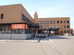 現在の長岡市役所山古志支所です。