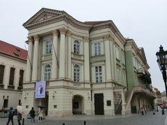 スタヴォフスケー劇場(エステート劇場) Stavovské divadlo  これまたマイナー。