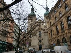 Church of St. Gallen Svatý Havel 聖ハヴェル教会。