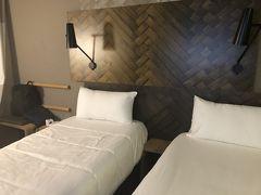 今夜は、駅前にあるibisに宿泊。とてもいいホテルでした。