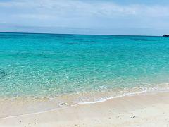 この日は、ここのビーチが1番キラキラしてキレイでした。 ウドノスビーチ、おススメです。  それにしても、どこへ行ってもだーれもいません笑 こも景色を2人占めです。