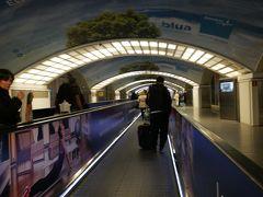 マドリードのアトーチャ駅に到着。 しかしアトーチャ駅は広い。 アトーチャ駅のどこに自分がいるのか分からない(T . T)  この旅行記は↓ https://4travel.jp/travelogue/11479537 の続きです。