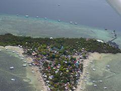 ヒルトガン島(Hilutangan Island) シュノーケルやダイビングを行っているようです。
