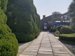 倉敷アイビースクエア  奥には宿泊施設がありまた来るときには泊まりたい。
