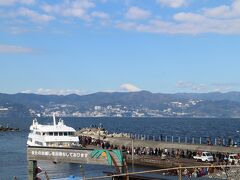 すごく、綺麗な景色。 天気にも恵まれ、富士山が綺麗にみえました。