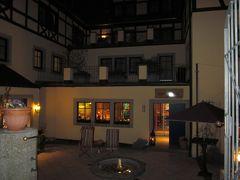 ローテンブルグのホテルに着きました。