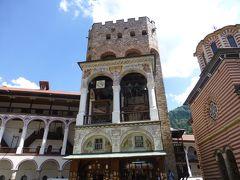 聖母誕生教会の隣に建っているフレリョの塔。 この塔は14世紀に建てられたもの。 有料で上に登れるようですが、入場しませんでした。