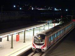 最近全線開通したアジアとヨーロッパを海底トンネルで結ぶ近郊電車の一番ヨーロッパ側の終点駅です
