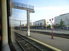 終点ブカレスト・ノルド駅です