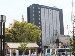 この日は朝早かったので、早めにチェックイン。 内宮から伊勢市駅までバスで戻り、 伊勢市駅前にあるコンフォートホテルに宿泊。 駅前なのでわかりやすいです。