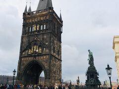 とりあえずプラハの観光はここからでしょう♪
