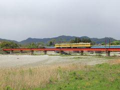 今回の旅の起点は名古屋。適当な時間に出発し一路北陸方面へ。 渋滞にはまりつつも2時間程度で滋賀県へ。天気も悪く、観光にもちょっと… しかし時間は余っており、最初に訪れたのは「近江鉄道」。