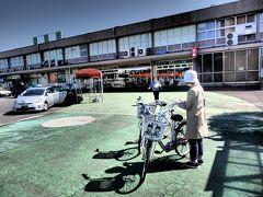 9時丁度の案内所オープンを待って、レンタサイクルを借り出しました。 引き取り手の無かった放置自転車を整備して、無料レンタサイクルとして観光協会が維持管理しているそうです。 とてもいいシステムですね(新潟も同じでした)。 市街が大きくなく、起伏も少ないので自転車には絶好の街です。