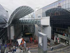 日本の駅の中でも我が家ではナンバー1の京都駅!!