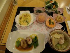 横浜ロイヤルパークホテル「フローラ」♪