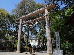行くとこないので、「天岩戸神社」