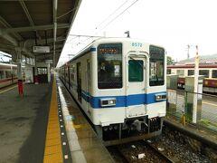 2019.04.30 相老 顔は変わったが、東武といえば8000系。