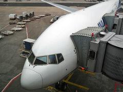 その後もあまりお腹も空かなかったので2回目の機内食はパスして、お腹の調整用にヨーグルトだけもらいました。 11時間のフライトを経てフランクフルト空港に到着です。