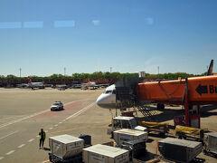 約1時間でベルリンに到着。