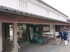 菊屋家住宅。 入場料がちょっと高くて(600円だっけ)、躊躇しちゃいましたが。 結果的には見応えがあってよかったです。