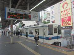 本日も東武線沿線に出かけるため、07:23大宮駅から東武アーバンパークラインで出発です