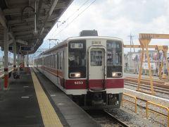 鹿沼でにらそばをいただいた後、11:09新鹿沼駅を出発して下今市へと向かいました 鹿沼まで来るときに新栃木から臨時の急行電車に乗れたおかげで、予定より1時間くらい早く出発することができました
