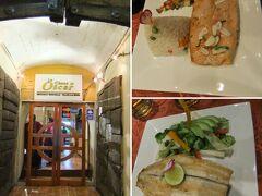 プーノに来たからにはやっぱりマス料理。ペヘレイはやっぱり美味しい!久々に魚食べた~!