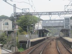 新大津駅。<KK65>