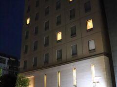 リッチモンドホテル東京芝。